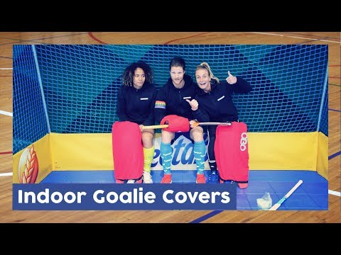Indoor Goalie Covers - Goalkeeper Gear | Hockey Heroes TV