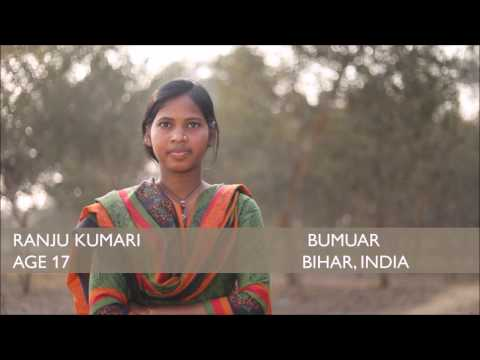 Teenager Ranju from Bihar Stands Up for Her Rights