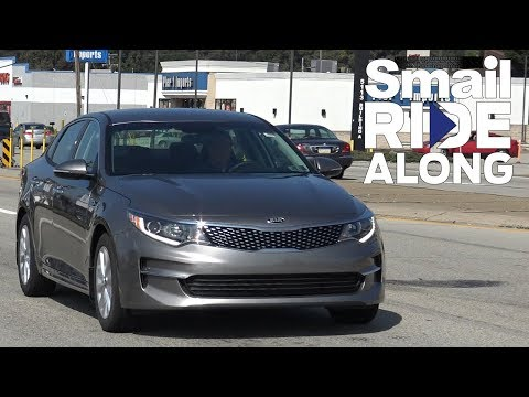 2018 Kia Optima EX - Review & Test Drive - Smail Ride Along