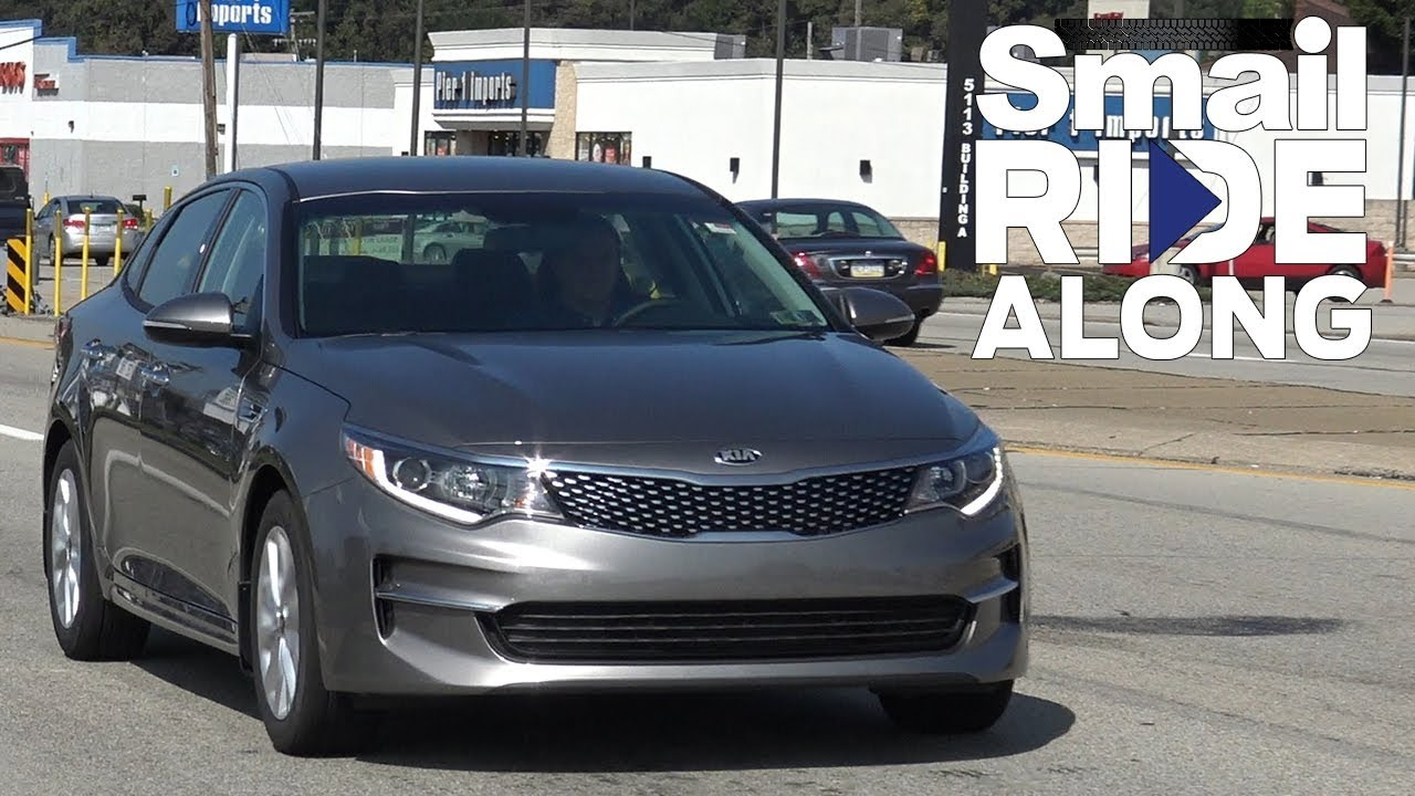 2018 kia optima ex review test drive smail ride along youtube. Black Bedroom Furniture Sets. Home Design Ideas
