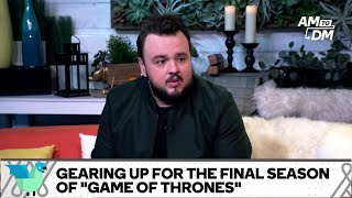 John Bradley Says He Was Relieved By The