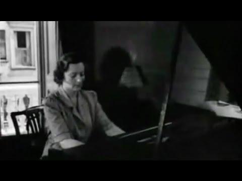 Natalia Karp plays Chopin Nocturne in C-sharp minor, op. posth - video 1949