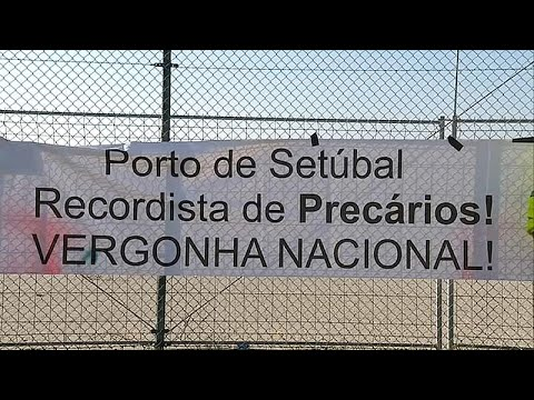 Greve no Porto de Setúbal afeta Autoeuropa