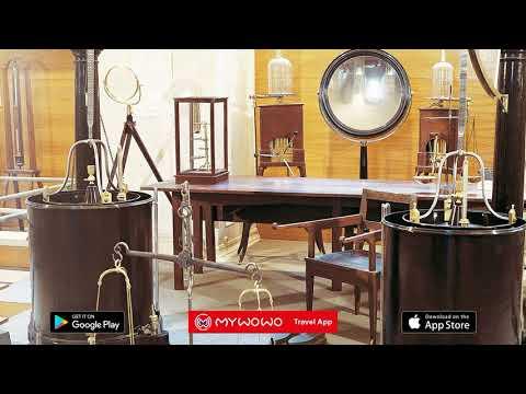 Conservatoire Des Arts Et Métiers – Museum – Paris – Audioguide – MyWoWo Travel App