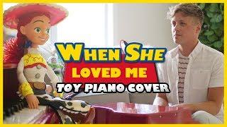 Історія іграшок 2: коли вона любила мене (іграшка кришка фортепіано)