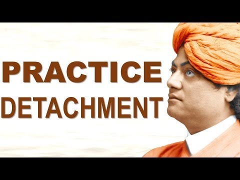 Discussion about practice  and detachment  - ABHYASA & VAIRAGYA.
