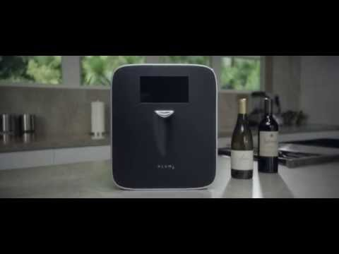The First Super-Automatic Wine Appliance: Plum