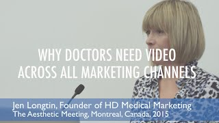 Gambar cover Why Doctors Need Video Across All Marketing Channels - Longtin Media Group