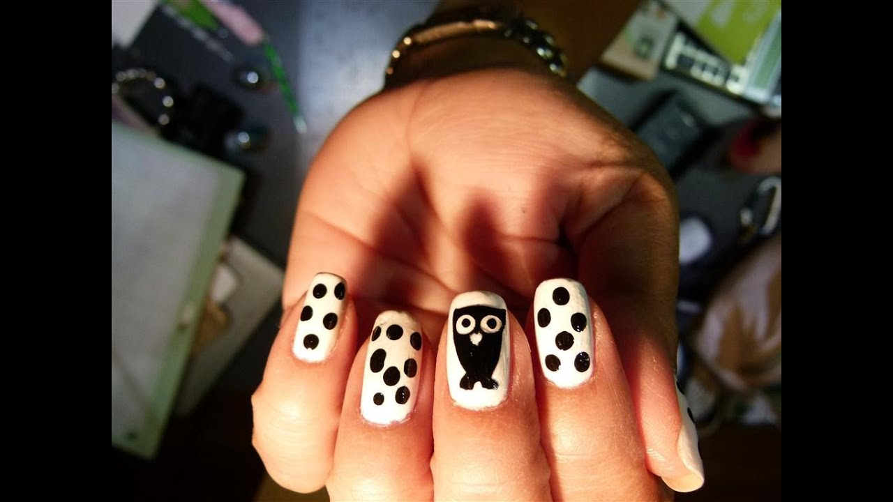 Nail Art Using The Cricut And Vinyl YouTube - How to make vinyl nail decals with cricut