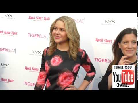 Isabella Acres at the TigerBeat's  Teen Choice Awards Pre Party at Hyde Nightclub in West Ho