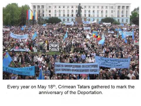 Crimea and the Crimean Tatars