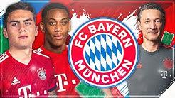 EINE NEUE GENERATION!?? 😳 TRANSFERS, VERKÄUFE & KADERPLANUNG!! 🔥🔥 - FIFA 19 FC Bayern Karriere #0