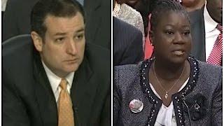 Ted Cruz Tells Trayvon