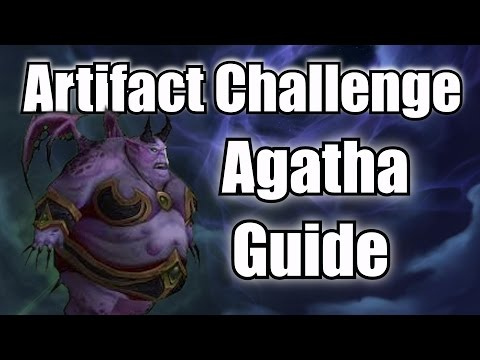 Artifact Challenge Guide: Agatha