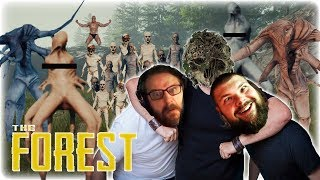 Best of Gronkh & Tobinator The Forest Genozid im Wald #2