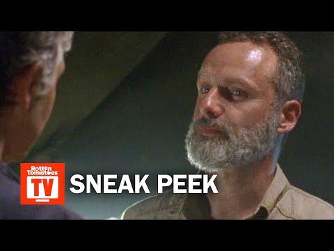 The Walking Dead S09E04 Exclusive Sneak Peek | 'You're Leaving Too' | Rotten Tomatoes TV