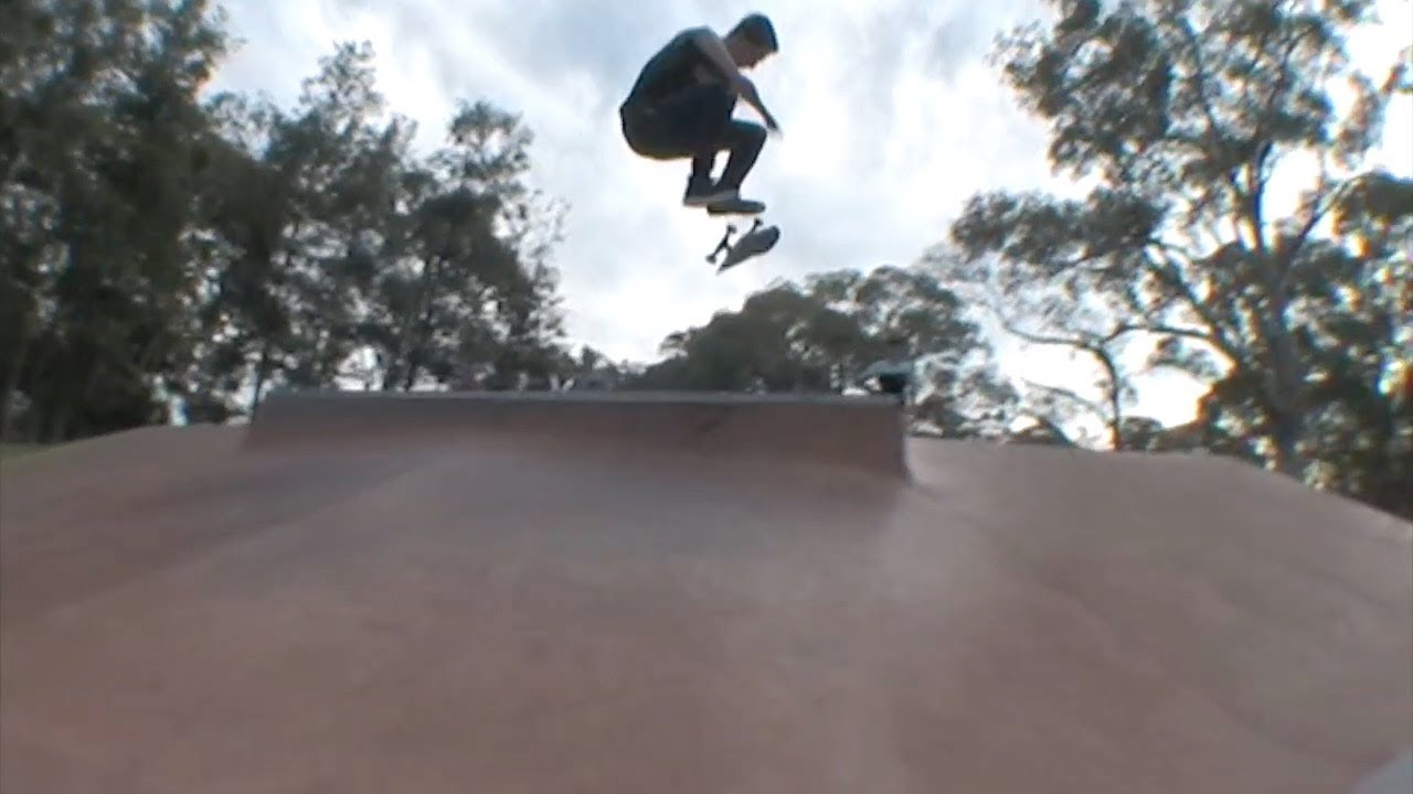 Ethan Forster - Toy Soldiers clip (raw edit)