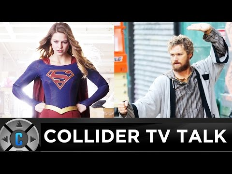 Collider TV Talk - Supergirl Moving From CBS To CW? Iron Fist Set Photos