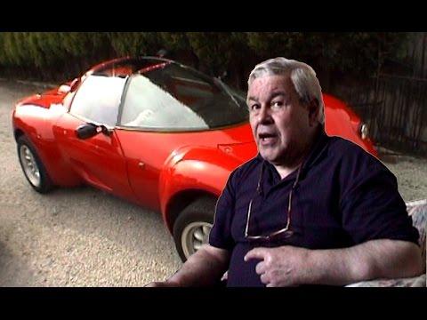 Tribute to A Great Car Builder - John Raffo
