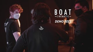 Boat Cinematic / Demo Reel / Nuestro Viaje Durante el 2020