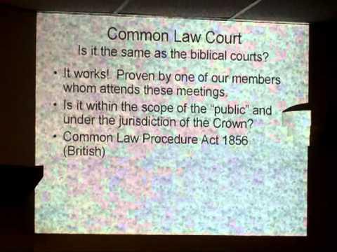 Civilian v Military Courts.m4v