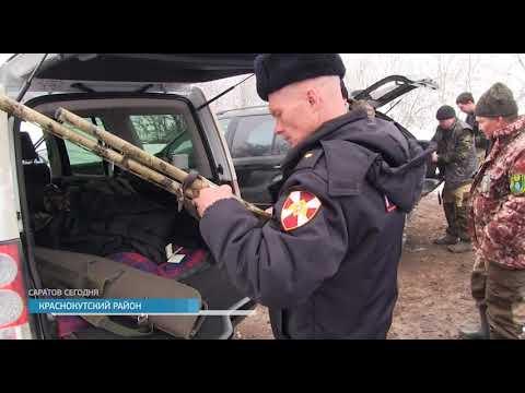 В Саратовской области у охотников отобрали гладкоствольные ружья