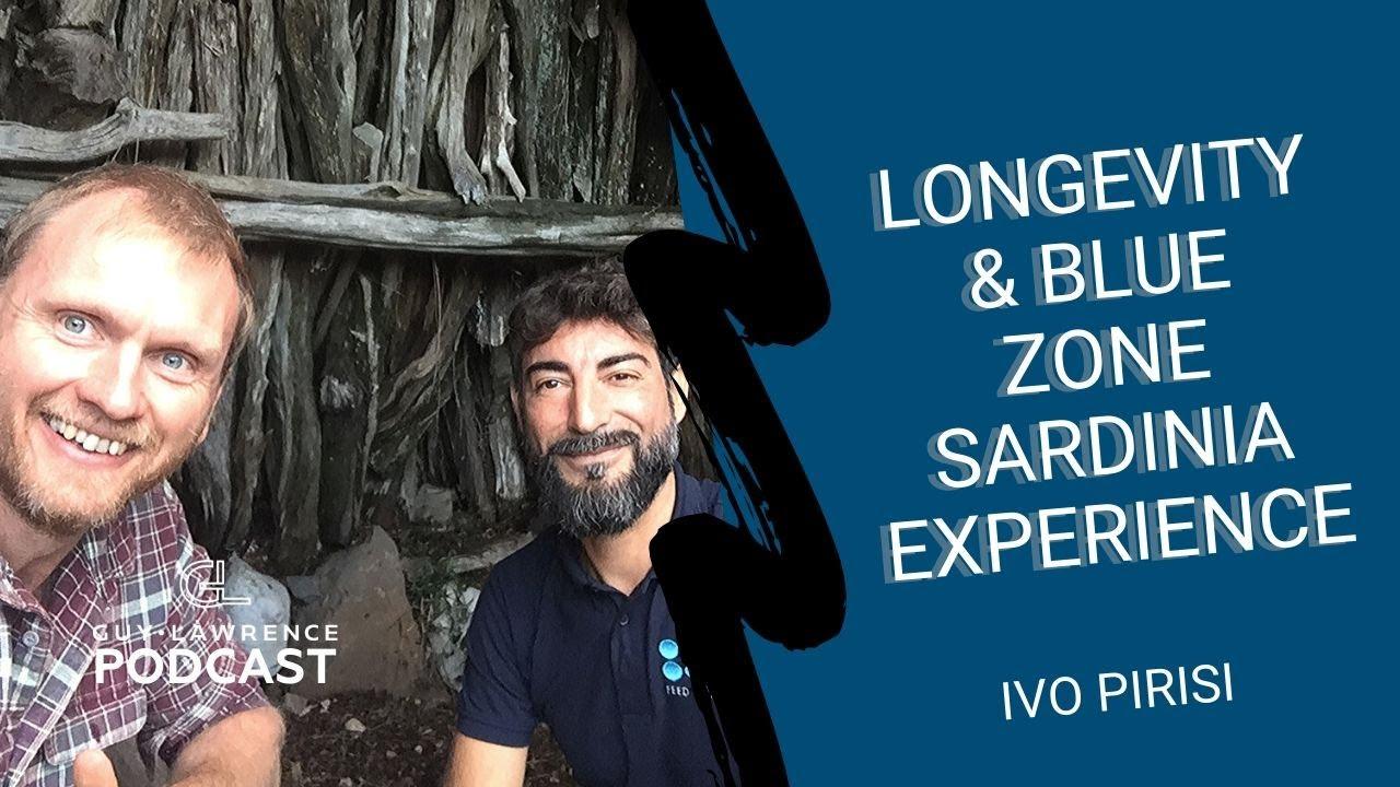 Ivo Pirisi: Longevity & Blue Zone Sardinia Experience