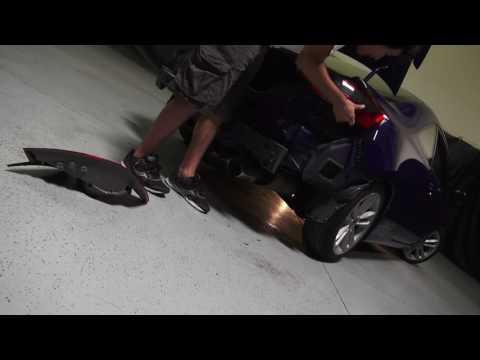 SPYDER AUTO INSTALLATION: 2006-2008 Honda Civic 2-Door L.E.D. Tail Light
