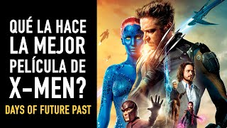 Retro reseña: X Men Days of Future Past