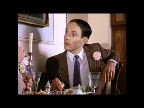 Brideshead Revisited 1981  Charles and Anthony at lunch.wmv
