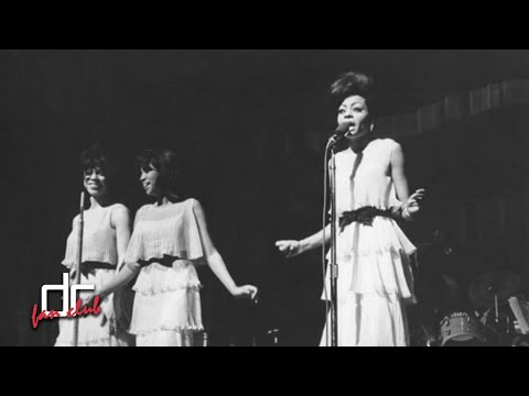 The Supremes - Live from the Motortown Special [1962]
