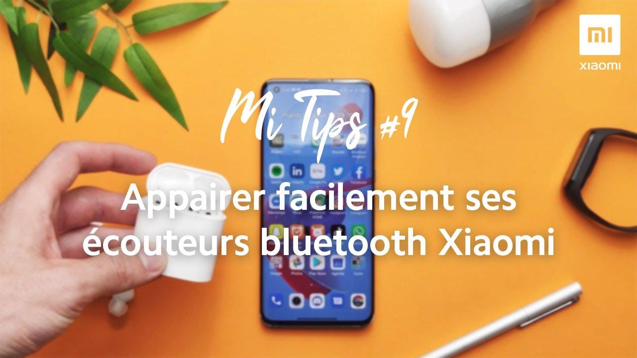 Mi Tips #9   Connecter facilement ses écouteurs bluetooth et son smartphone #Xiaomi #MiTips