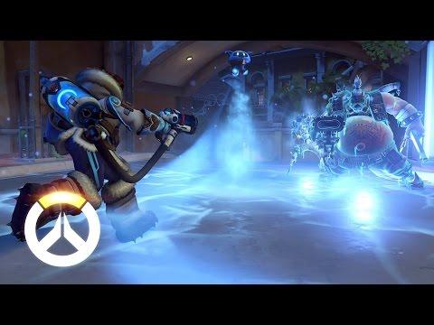 Mei Ability Overview | Overwatch (EU)