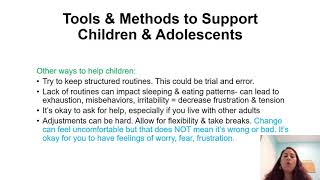 How to provide parental support for children