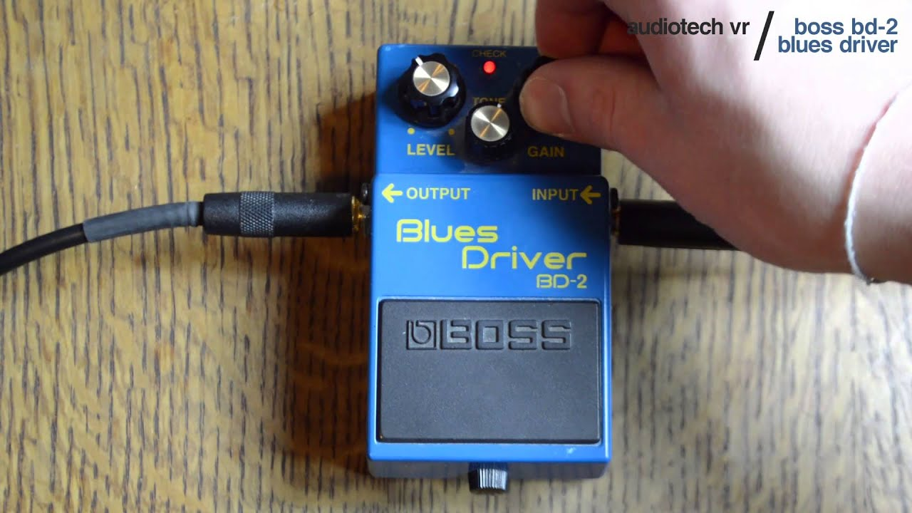boss bd 2 blues driver in depth review youtube