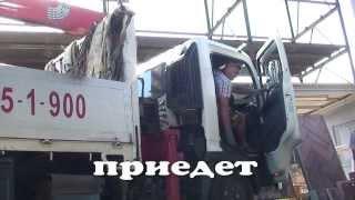 Кран манипулятор в Калининском районе(, 2013-11-05T17:55:04.000Z)