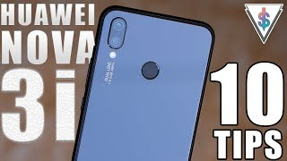 10 awesome software Tips for the Huawei Nova 3i and Huawei Nova 3