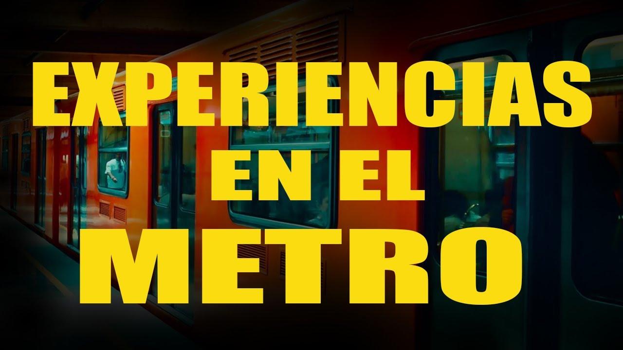 6. EXPERIENCIAS en el METRO.