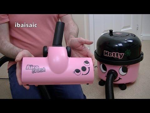 Numatic Hetty HET200 Vacuum Cleaner Unboxing & First Look