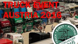 TRUCKMO Truck Event Austria 2016 Trucker-Treffen - TRUCKMO.com