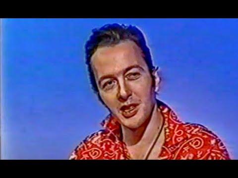 JOE STRUMMER - CLASH - Art Fein's Poker Party 1990 Part 1
