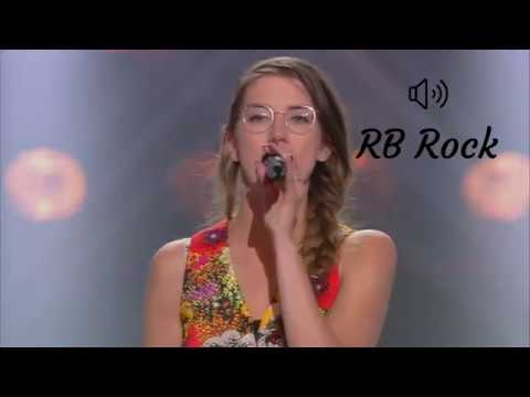The Voice: Great Perfomance Of Differente Versions Of Classic Rock Songs