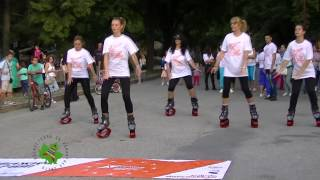 Now We Move FLASHMOB-Sliven...Feel This Moment