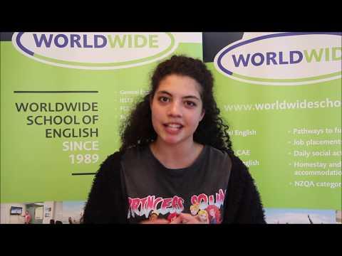 Italian Testimonial (English)   Worldwide School Of English