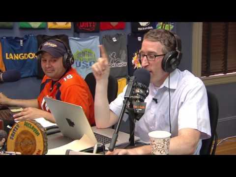 Desert Island Album Choice: Who Ya Got? | The Dan Patrick Show | 7/13/17