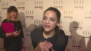Elle Style Awards 2017: Sasha Lane talks about Shia LaBeouf