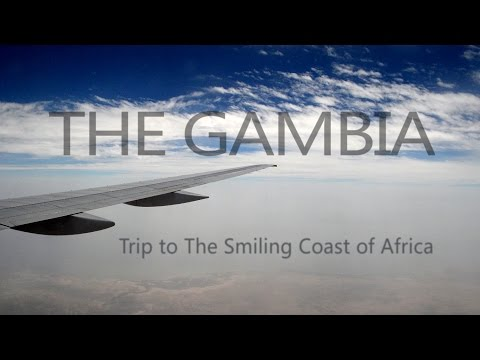 The Gambia - Trip to the Smiling Coast of Africa (PG)