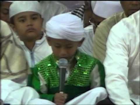 Azza Hafidz Quran Cilik - Kuala Tungkal Jambi