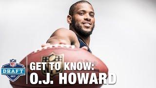 Get to Know: O.J. Howard (Alabama, T.E.) | 2017 NFL Draft