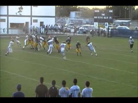 Otis Anderson Jr 2013 UC JV highlights